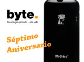 Wi-Drive 7o. aniversario