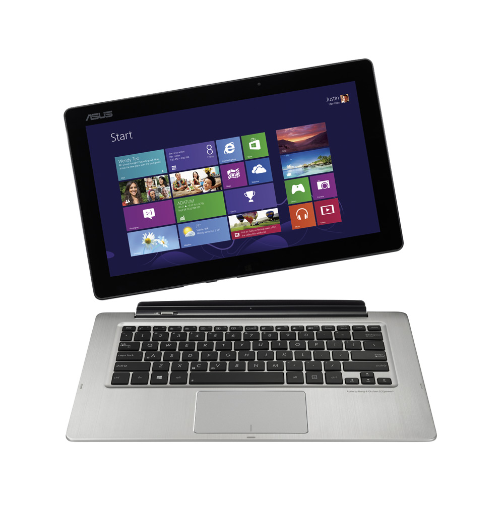 Asus presenta sus laptops y tabletas con windows 8 en m xico for Notebook tablet
