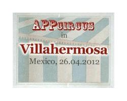 AppCircus Villahermosa 2012