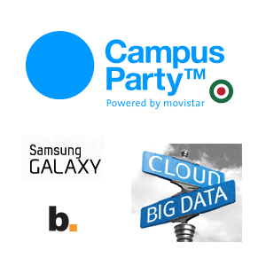 Entrevista Campus Party MX, EMC World 2011 y smartphones Galaxy – Byte Podcast 256
