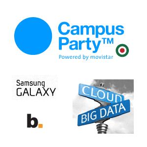 Entrevista Campus Party MX, EMC World 2011 y smartphones Galaxy – Byte Podcast 256