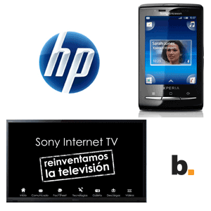 Sony Internet TV, Soluciones HP y tu primer Android – Byte Podcast 257