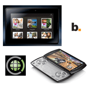 BlackBerry Playbook, Xperia Play y HeyTell – Byte Podcast 262