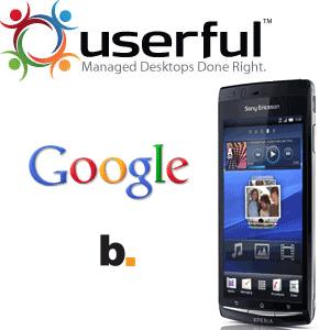 Nuevas opciones en Google, Userful y Xperia Arc – Byte Podcast 263