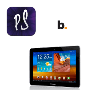 Galaxy Tab 10.1 y Post Secret para iOS – Byte Podcast 278