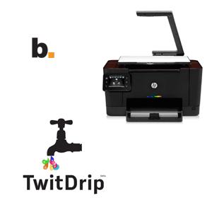 HP LaserJet empresariales y TwitDrip – Byte Podcast 297