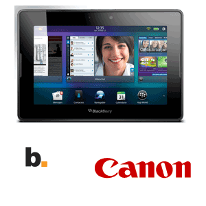 PlayBook Tablet OS 2 y lanzamientos de Canon – Byte Podcast 302