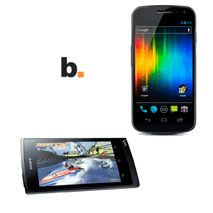 Walkman serie Z y Galaxy Nexus – Byte Podcast 306