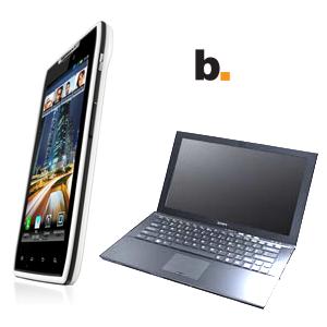 Motorola Razr blanco y Sony Vario serie Z – Byte Podcast 309