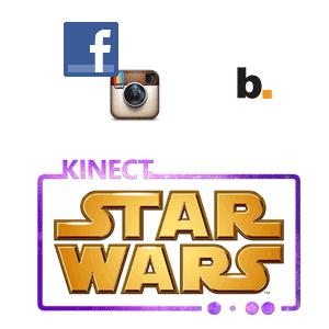 Star Wars Kinect y Facebook compra Instagram – Byte Podcast 311