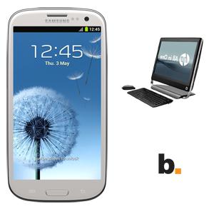 Ganador de la HP TouchSmart 7320; nuevo Galaxy S III – Byte Podcast 315