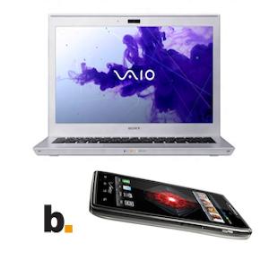 Nuevas Sony Vaio y Motorola RAZR Maxx – Byte Podcast 321