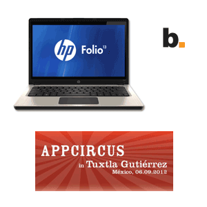 AppCircus llega a Chiapas, y entrevista sobre Ultrabook empresarial HP – Byte Podcast 335