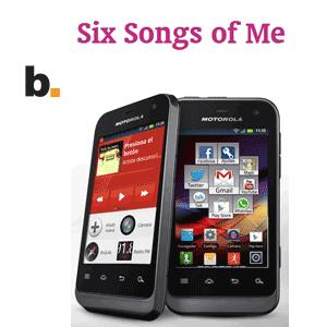 Motorola Defy Mini y Six Songs of Me – Byte Podcast 340