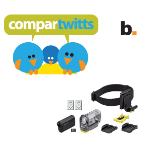 Compartwitts 2012 y Sony Action Cam – Byte Podcast 353