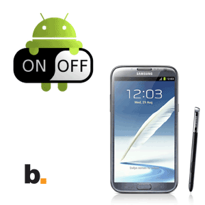 Galaxy Note 2 y Smart WiFi Toggler – Byte Podcast 354