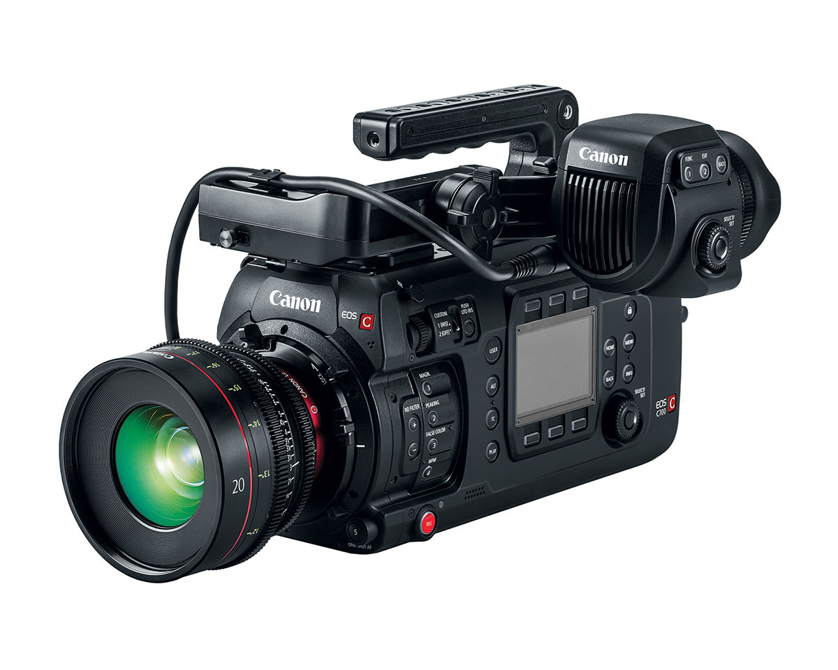Canon C700FF
