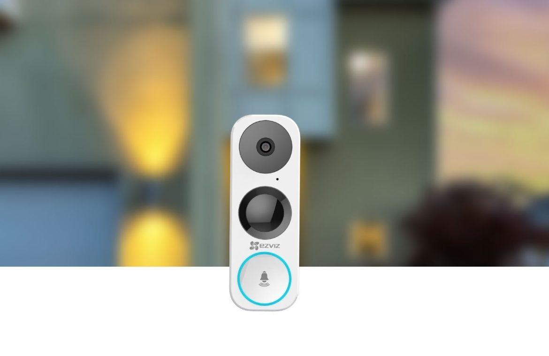 Llega el nuevo videoportero inteligente de EZVIZ a México