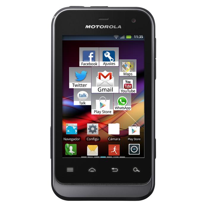 Motorola y Telcel presentan el DEFY XT320