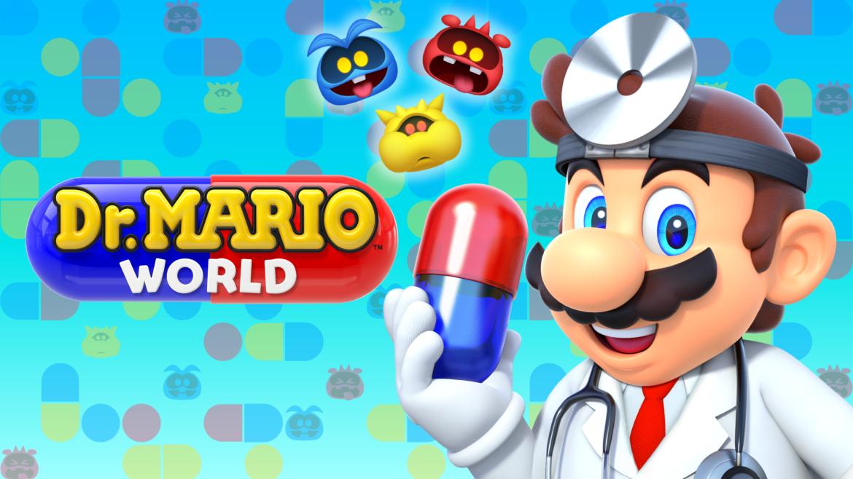 ¡El doctor está aquí! Dr. Mario World llega a dispositivos iOS y Android el 10 de julio