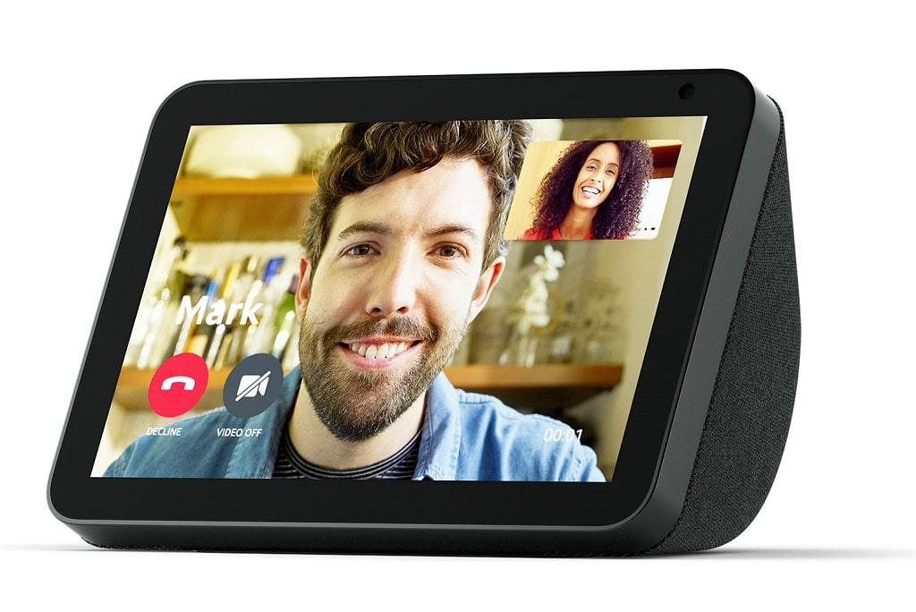 Amazon México presenta los nuevos Echo Show 8 y Echo Flex