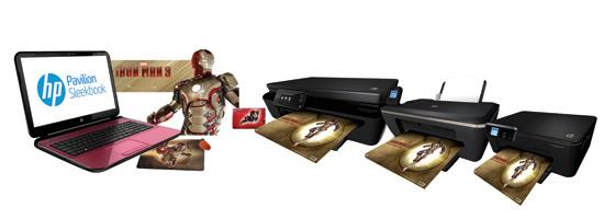 HP - Iron Man 3