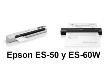 Epson ES-50, ES-60W