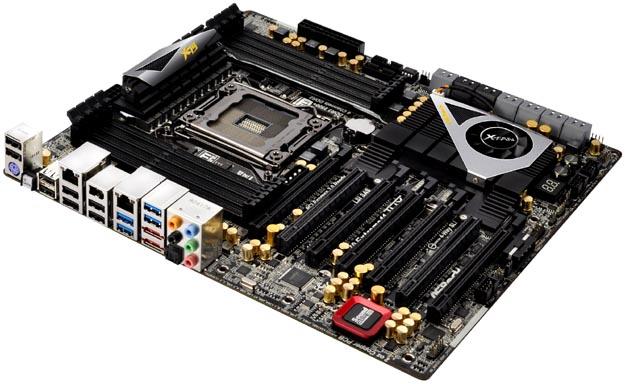 ASRock presenta la placa madre X79 Extreme11