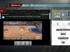 FIFA Street 2012 Street Network VideoUpload