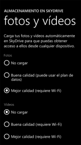 Fotos backup WP