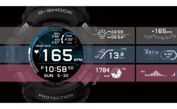 G-Shock GSW-H1000