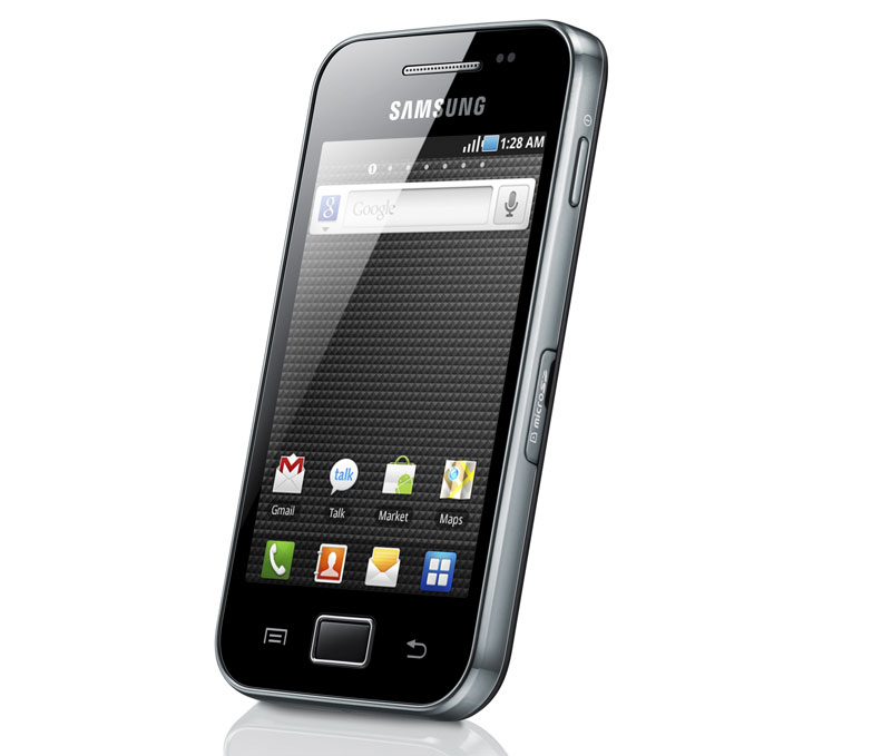 Samsung Galaxy Ace (S5830) [video]