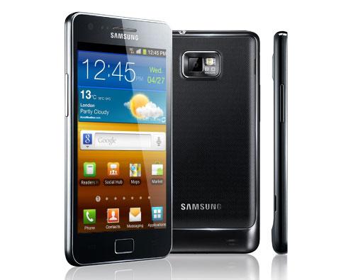 Unboxing del Samsung Galaxy S II
