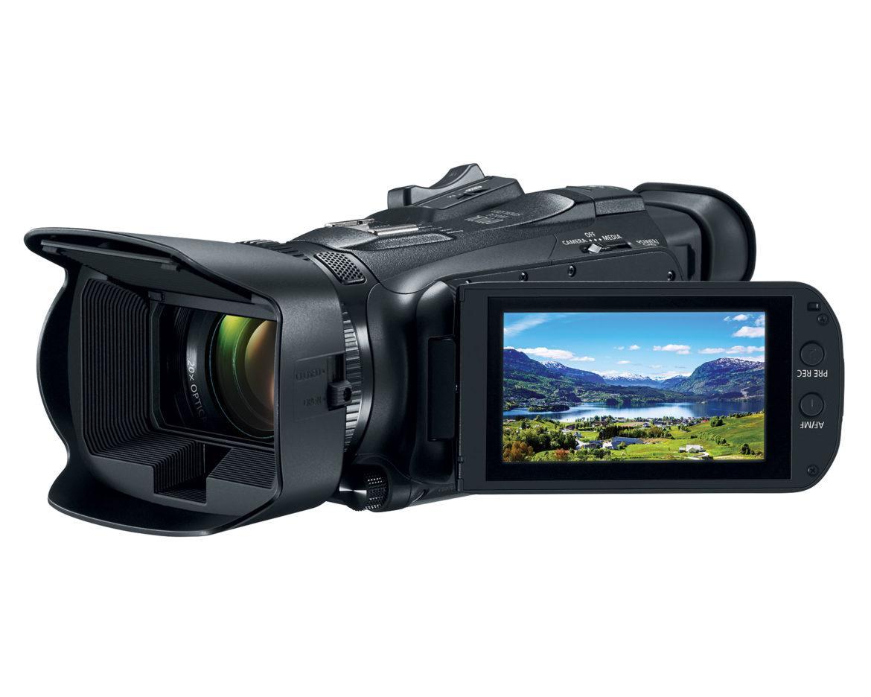 Canon presenta la nueva videocámara VIXIA HF G50