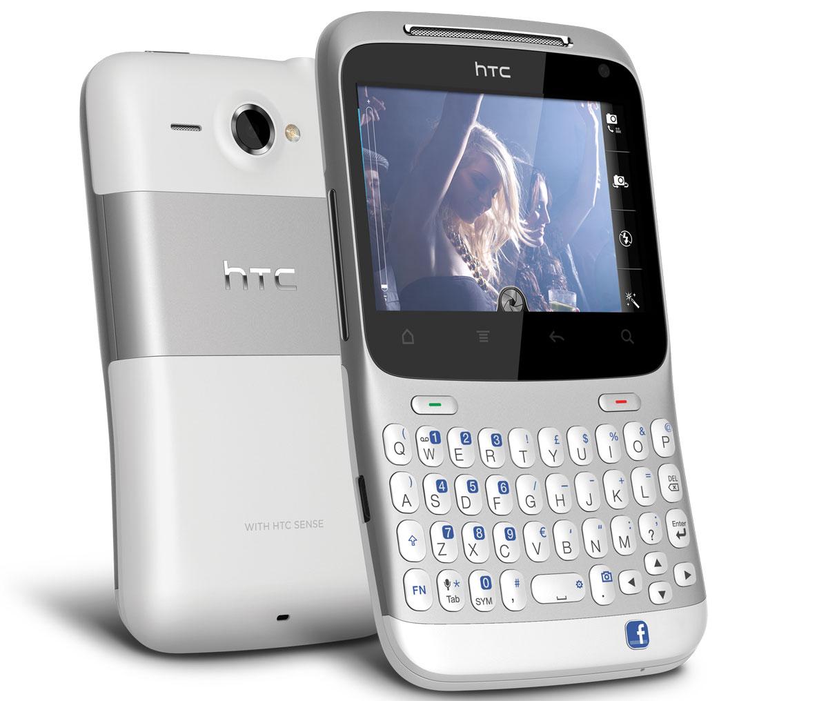 HTC presenta dos nuevos smartphones: HTC Status y HTC Explorer