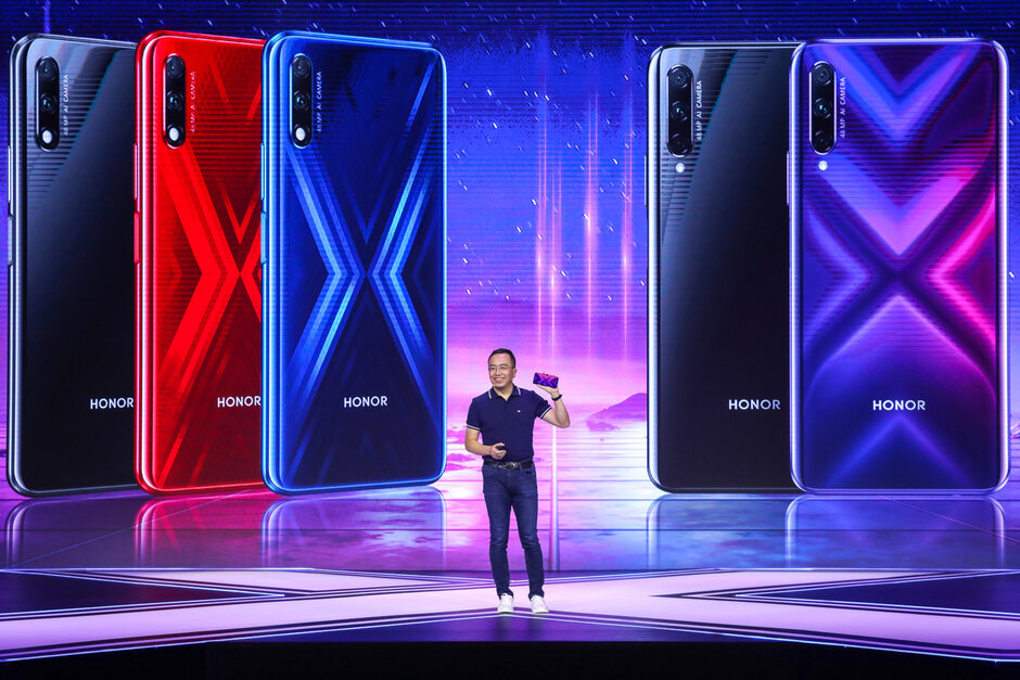 HONOR presenta el HONOR 9X y HONOR 9X PRO