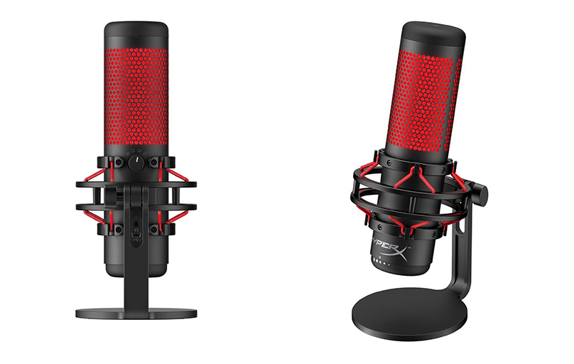 Llega a México el nuevo micrófono de HyperX: Quadcast