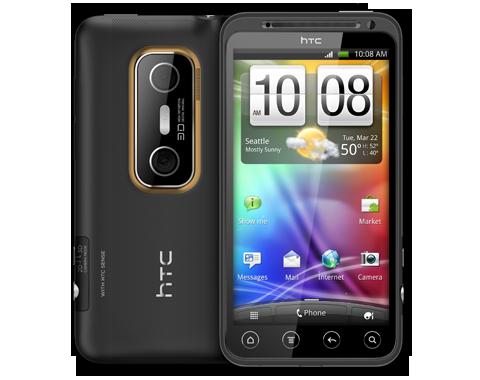 HTC Inspire 3D