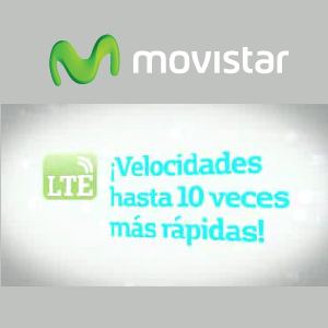 LTE Movistar M�xico