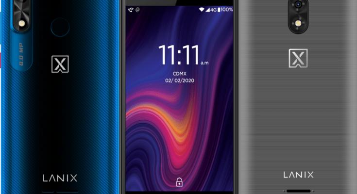 Lanix Smartphones