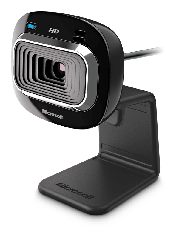 LifeCam HD-3000 de Microsoft
