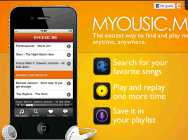 MYOUSIC.ME   The easiest way to find and play music anytime  anywhere.