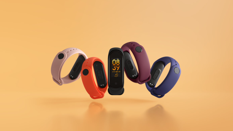 Xiaomi Mi Smart Band 4 llega a México
