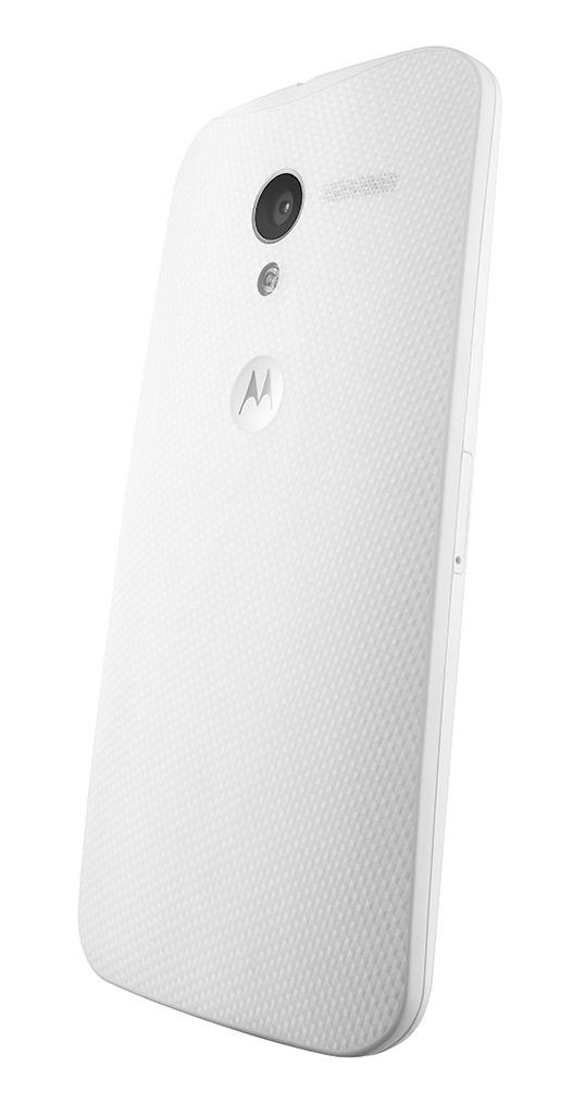Moto X White