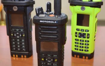 Motorola P25 Radios