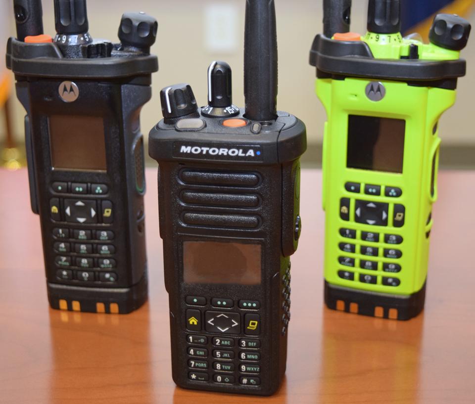 P25 de Motorola Solutions, por la Modernización de la red IRIS
