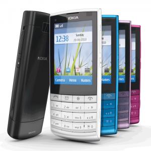 Nokia X3 t&t