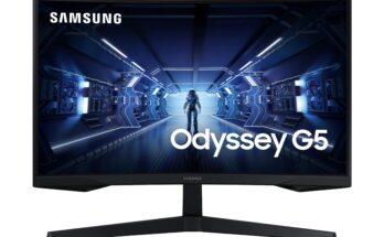 Odyssey G5 Black
