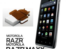 Razr Maxx ICS Mexico