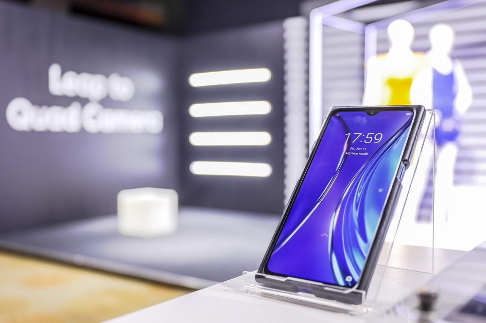 realme, la marca de teléfonos inteligentes, llega al mercado mexicano